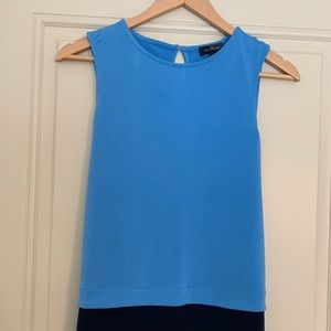 Blue Limited Blouse